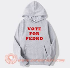 Vote For Pablo Napoleon Dynamite Hoodie
