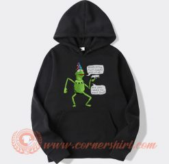 Yer a Wizard Kermit The Frog Hoodie