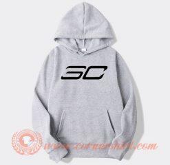 Stephen Curry Logo Hoodie