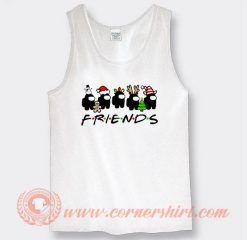 Among Us Christmas Friends Tv Show Tank Top