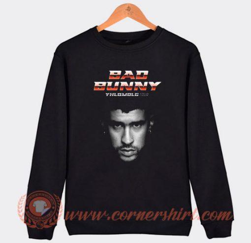 Bad Bunny YHLQMDLG Tour Sweatshirt