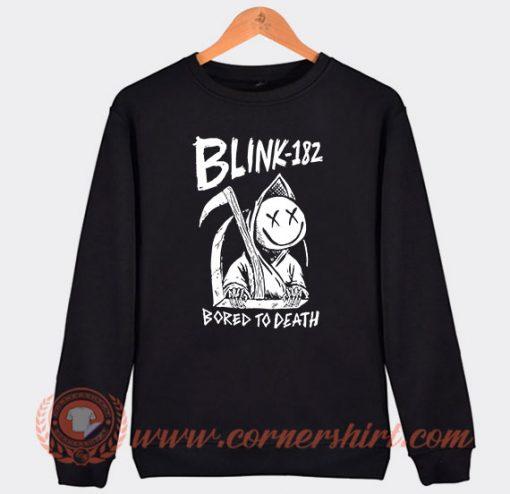 Blink 182 Bored to Death Sweatshirt
