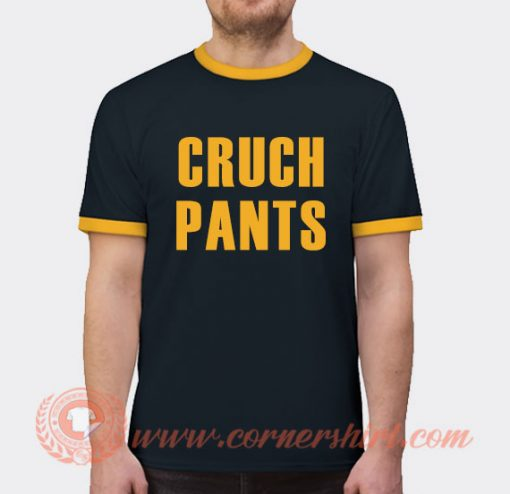 Cruch Pants Icarly American Sitcom T-shirt