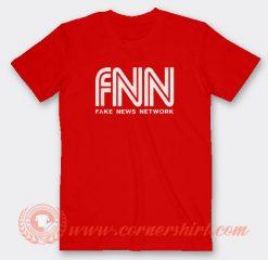 Fake News Network FNN T-shirt
