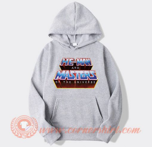 Pete Davidson He Man and Masters of Universe Hoodie