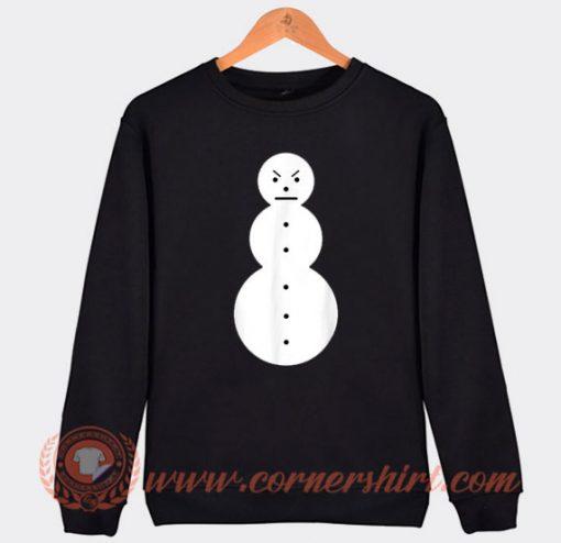 Jeezy Snowman Infamous Hip Hop Sweatshirt