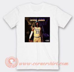 King Von Levon James T-shirt