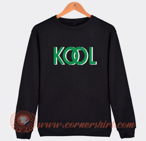 Pete Davidson Kool Cigarettes Sweatshirt