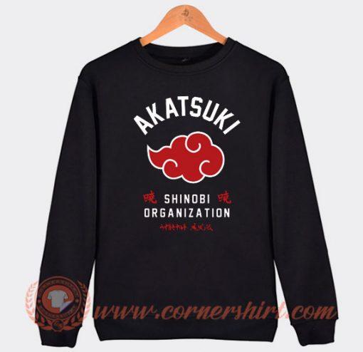 Naruto Akatsuki Shinobi Organization Sweatshirt