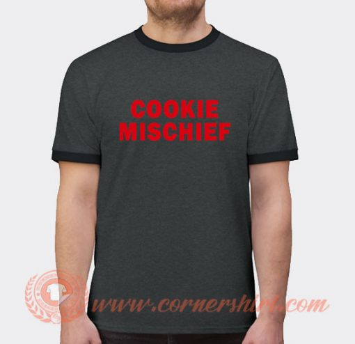 Penny Tees Cookie Mischief Icarly American Sitcom T-shirt