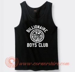 Pete Davidson Billionaire Boys Club Astronaut Tank Top
