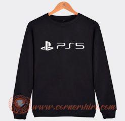 PlayStation 5 Logo Sweatshirt
