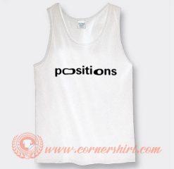 Positions Ariana Grande Song Tank Top