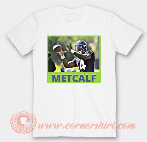 DK Metcalf Seattle Seahawks T-shirt