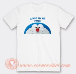 Stand By Me Doraemon Movie T-shirt