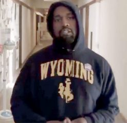 Wyoming Cowboys Kanye West Hoodie