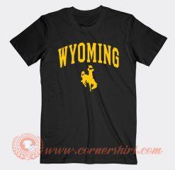 Wyoming Cowboys Kanye West T-shirt