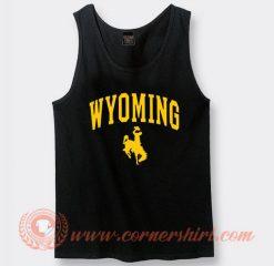 Wyoming Cowboys Kanye West Tank Top