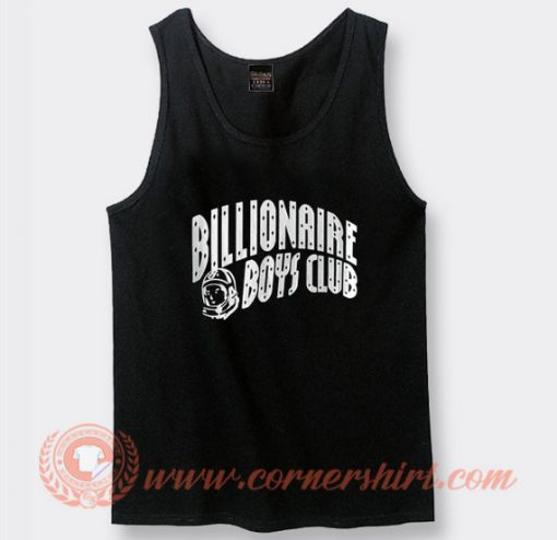 Billionaire Boys Club Logo Tank Top