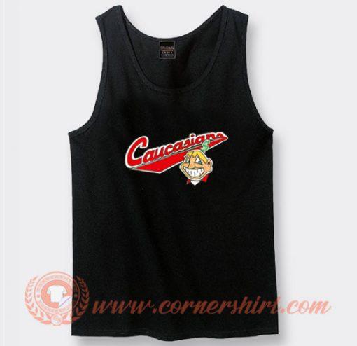 Bomani Jones Cleveland Caucasians Tank Top