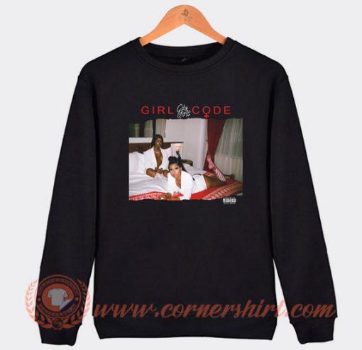 Girl Code Album City Girls Sweatshirt