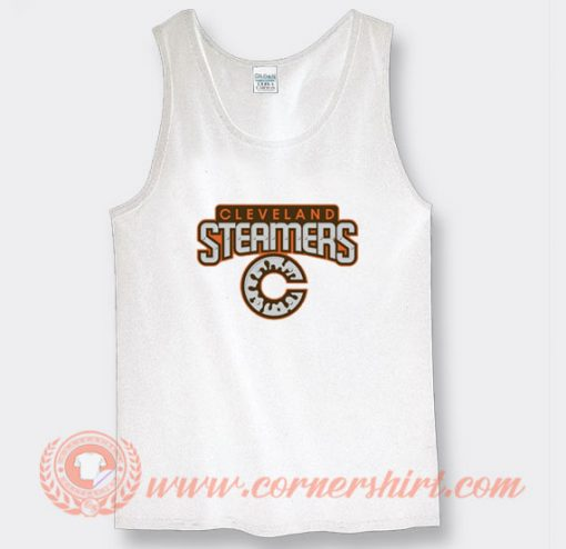 Cleveland Steamers Logo Tank Top