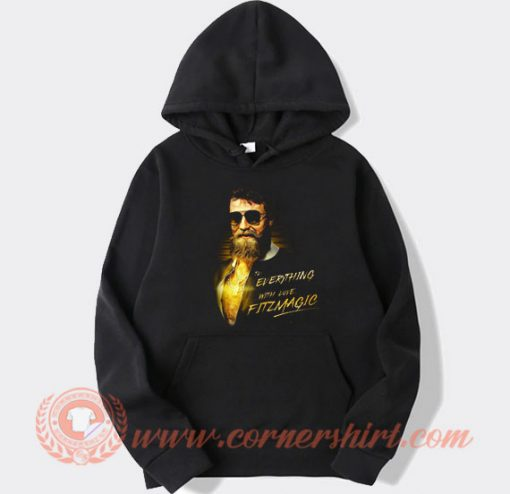 Everything With Love Fitzmagic Hoodie