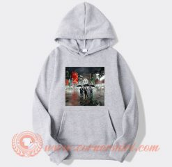 A Little Bit Longer Album Jonas Brothers Hoodie