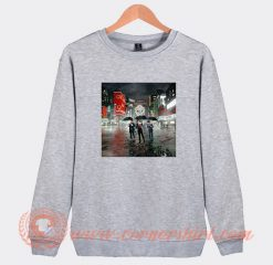 A Little Bit Longer Album Jonas Brothers Sweatshirt