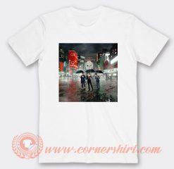 A Little Bit Longer Album Jonas Brothers T-shirt