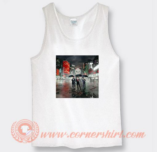 A Little Bit Longer Album Jonas Brothers Tank Top