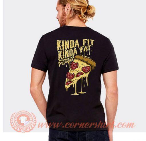 Kinda Fit Kinda Fat Apparel T-shirt