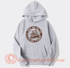 Make Way For The Cleveland Steamers Hoodie
