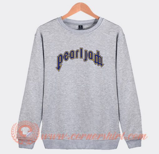 Mariners Celebrate Bandwagon Pearl Jam Sweatshirt