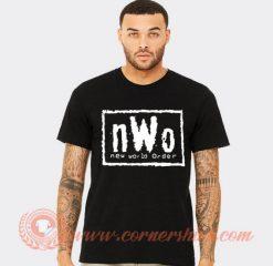 Ramon Razor New World Order NWO T-shirt
