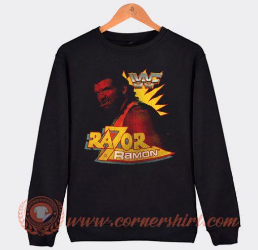 Ramon Razor Scott Hall Wrestling Sweatshirt