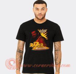 Ramon Razor Scott Hall Wrestling T-shirt