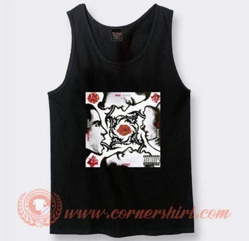 Red Hot Chili Peppers Blood Sugar Sex Magik Tank Top