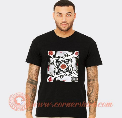 Red Hot Chili Peppers Blood Sugar Sex Magik T-shirt