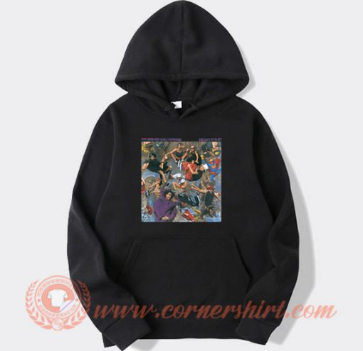 Red Hot Chili Peppers Freaky Styley Hoodie