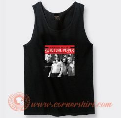 Red Hot Chili Peppers Transmission Impossible Tank Top