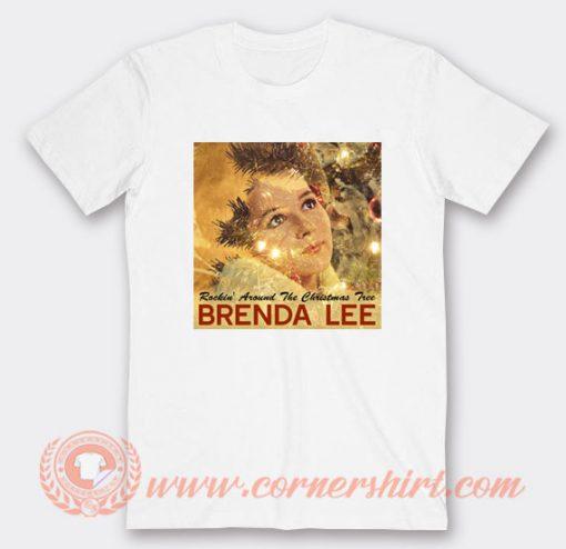 Rockin' Around The Christmas Tree Compilation Brenda Lee T-shirt