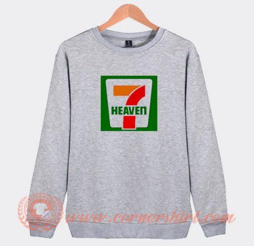 Seventh Heaven Seventh Eleven Parody Sweatshirt