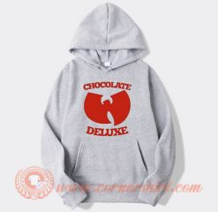 Wu Tang Ice Cream Chocolate Deluxe Hoodie