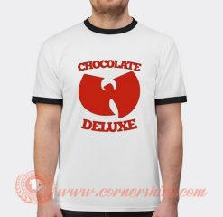Wu Tang Ice Cream Chocolate Deluxe T-shirt