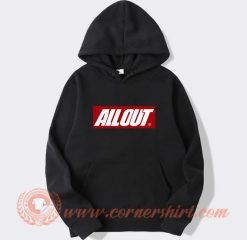 All Out Louis Tomlinson Hoodie On Sale
