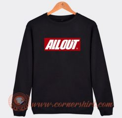All Out Louis Tomlinson Sweatshirt On Sale