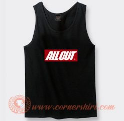 All Out Louis Tomlinson Tank Top On Sale