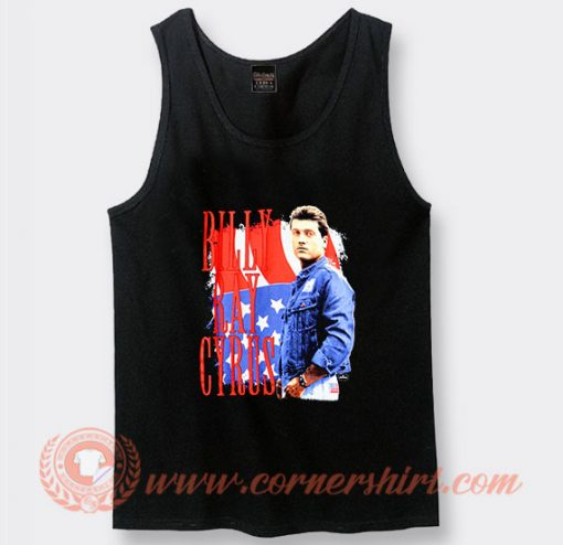 Vintage Billy Ray Cyrus Miley Cyrus Tank Top