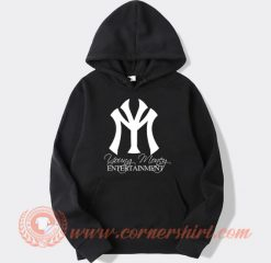 Lil Wayne Young Money Entertainment Hoodie On Sale